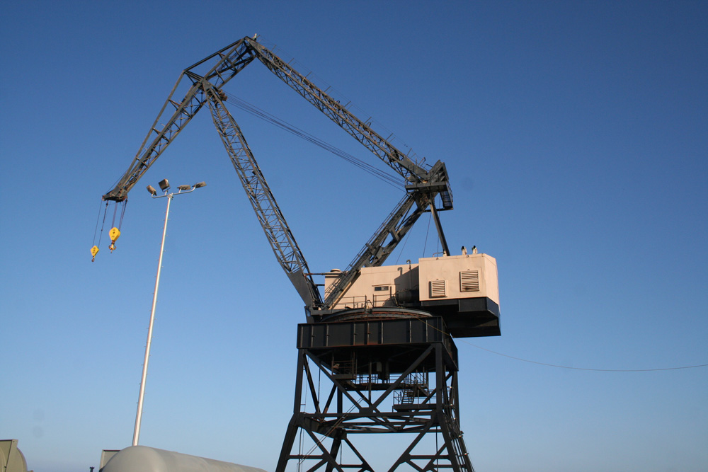 Big Arthur Gantry Crane Upgrade Request For Qualifications