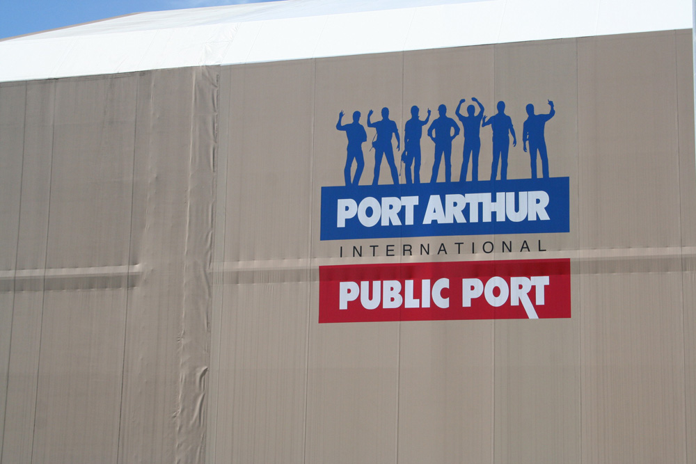 Promo Photos - Port of Port Arthur