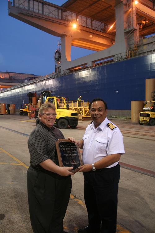 Port Staff