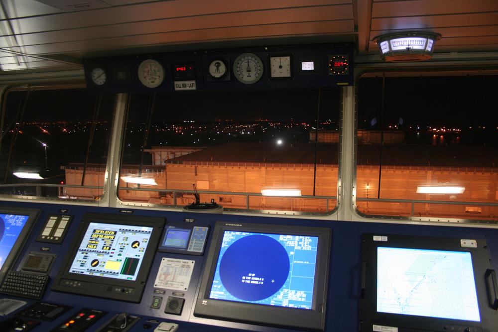 The Port At Work - Port of Port Arthur