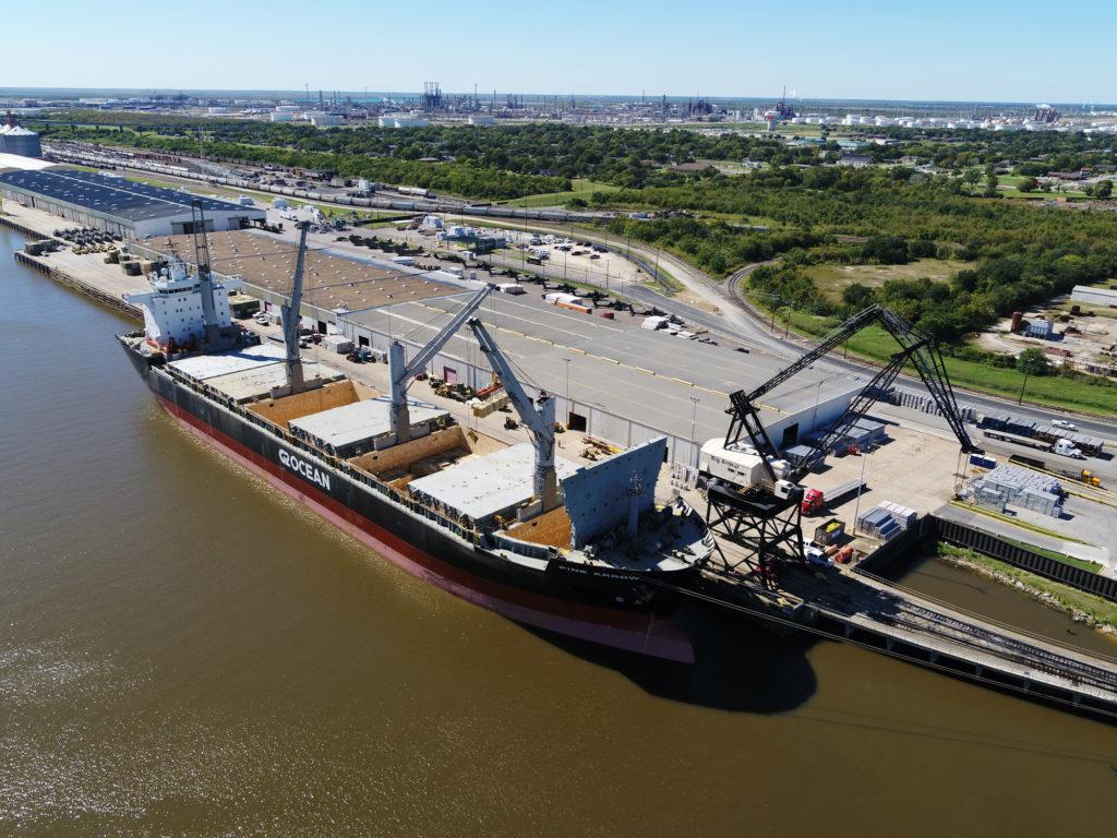 Port of Port Arthur - Port Arthur, Texas