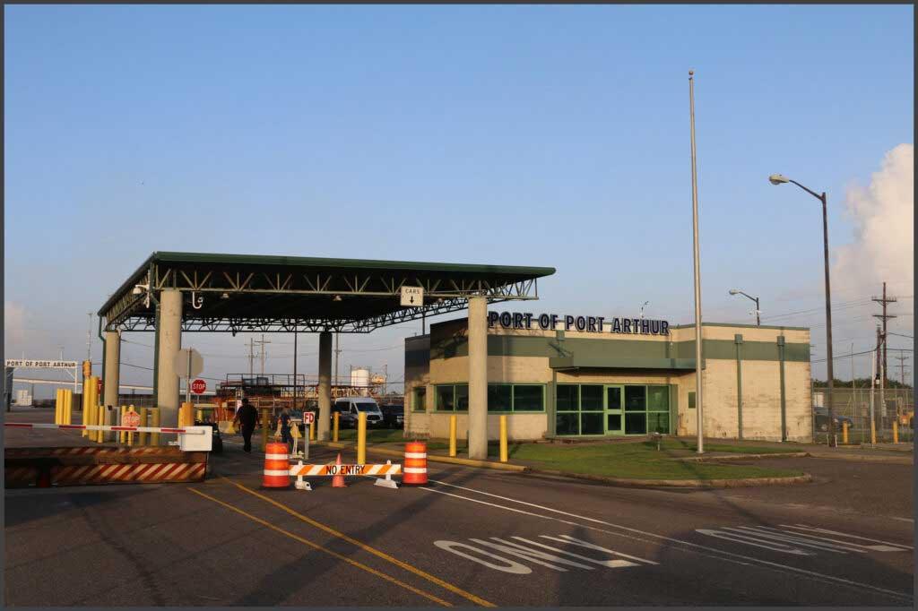 Port of Port Arthur Dock Terminal